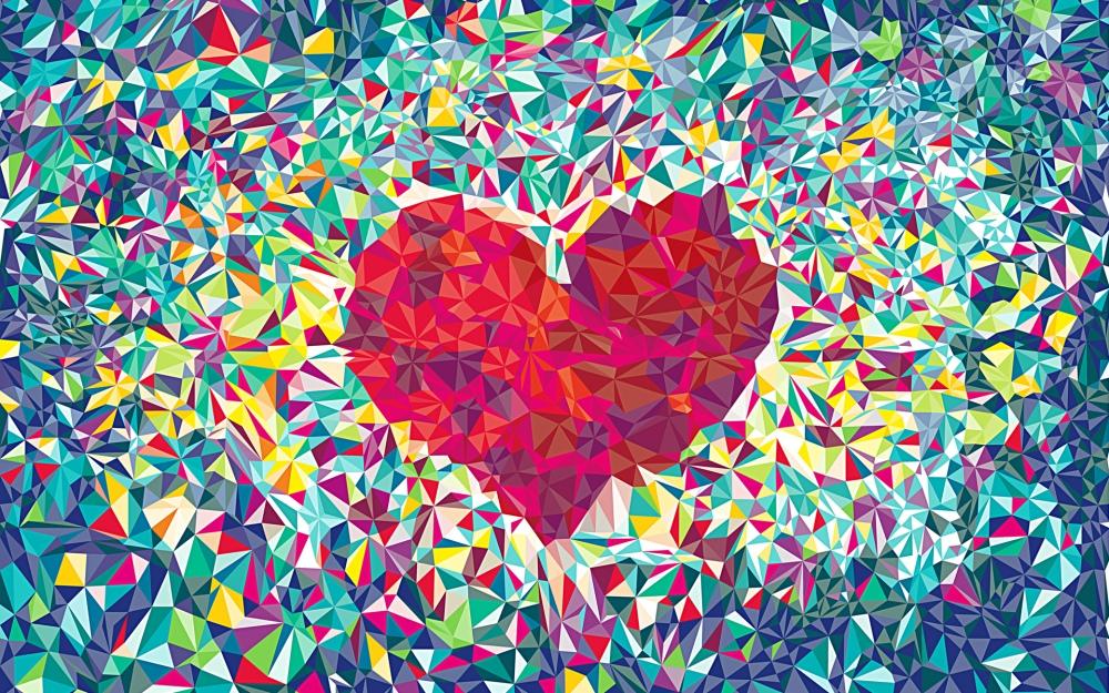 Amor se escribe con hache. (3/3)