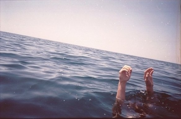 me ahogo